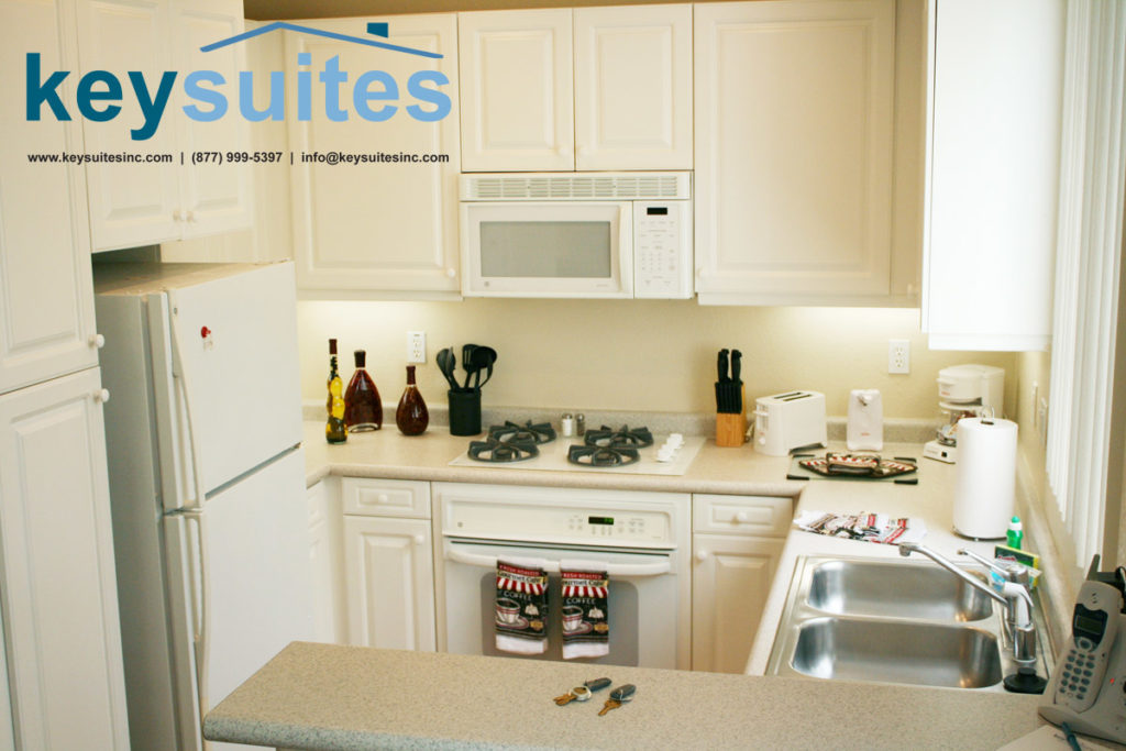 key suites corporate furnished apartments and what s included